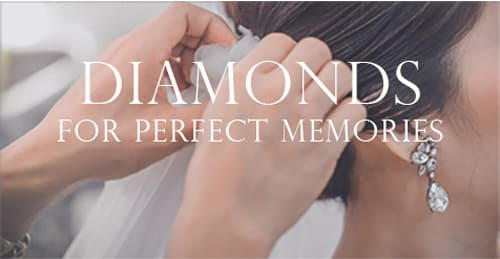 Diamonds For Perfect Memories